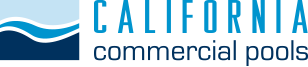 California Commercial Pools Logo