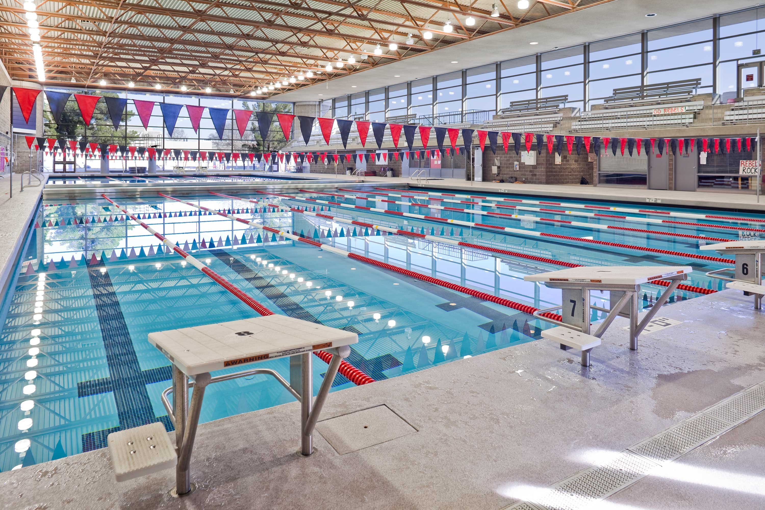 UNLV McDermott Pool