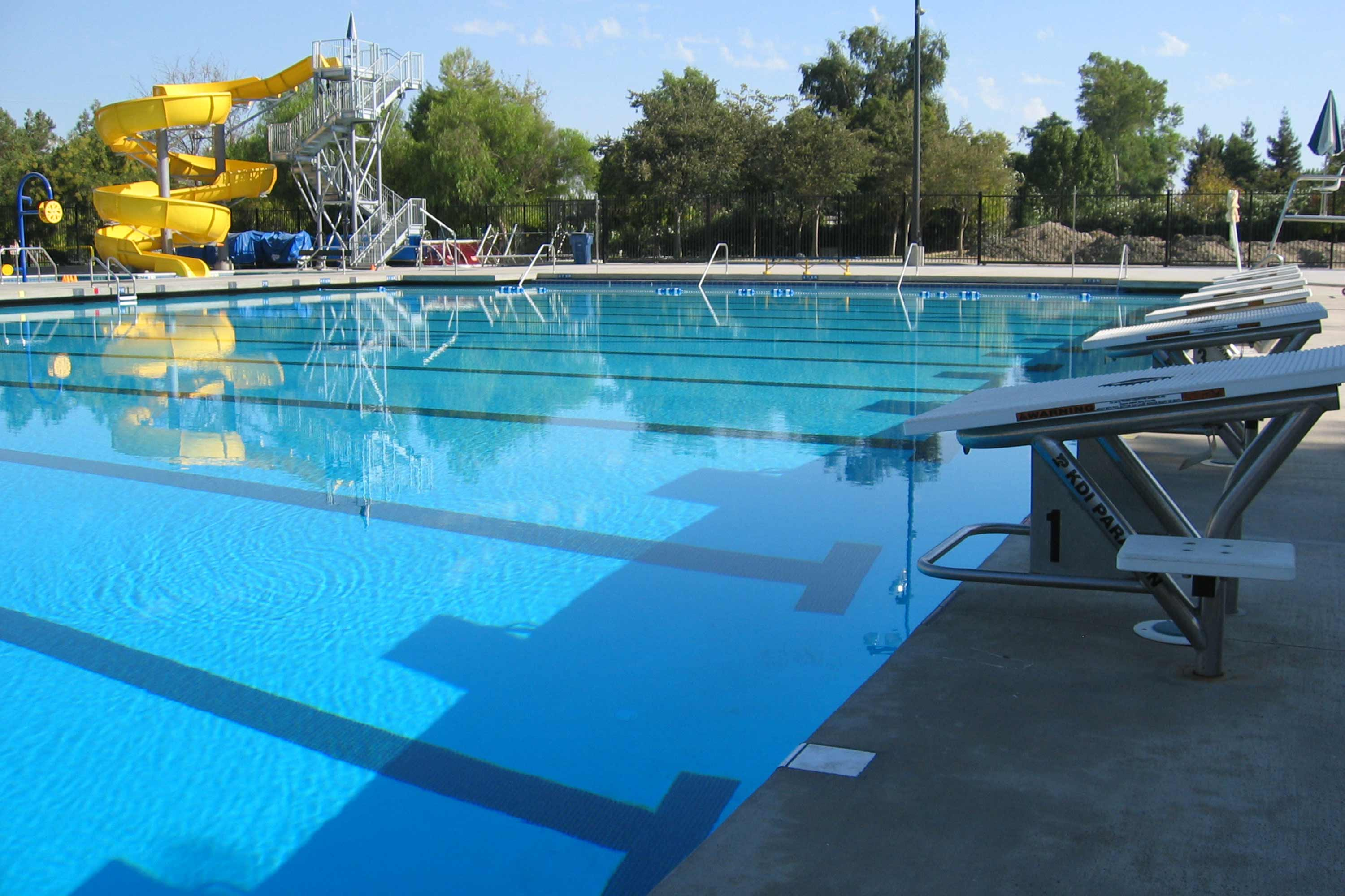 Corcoran Aquatic Center
