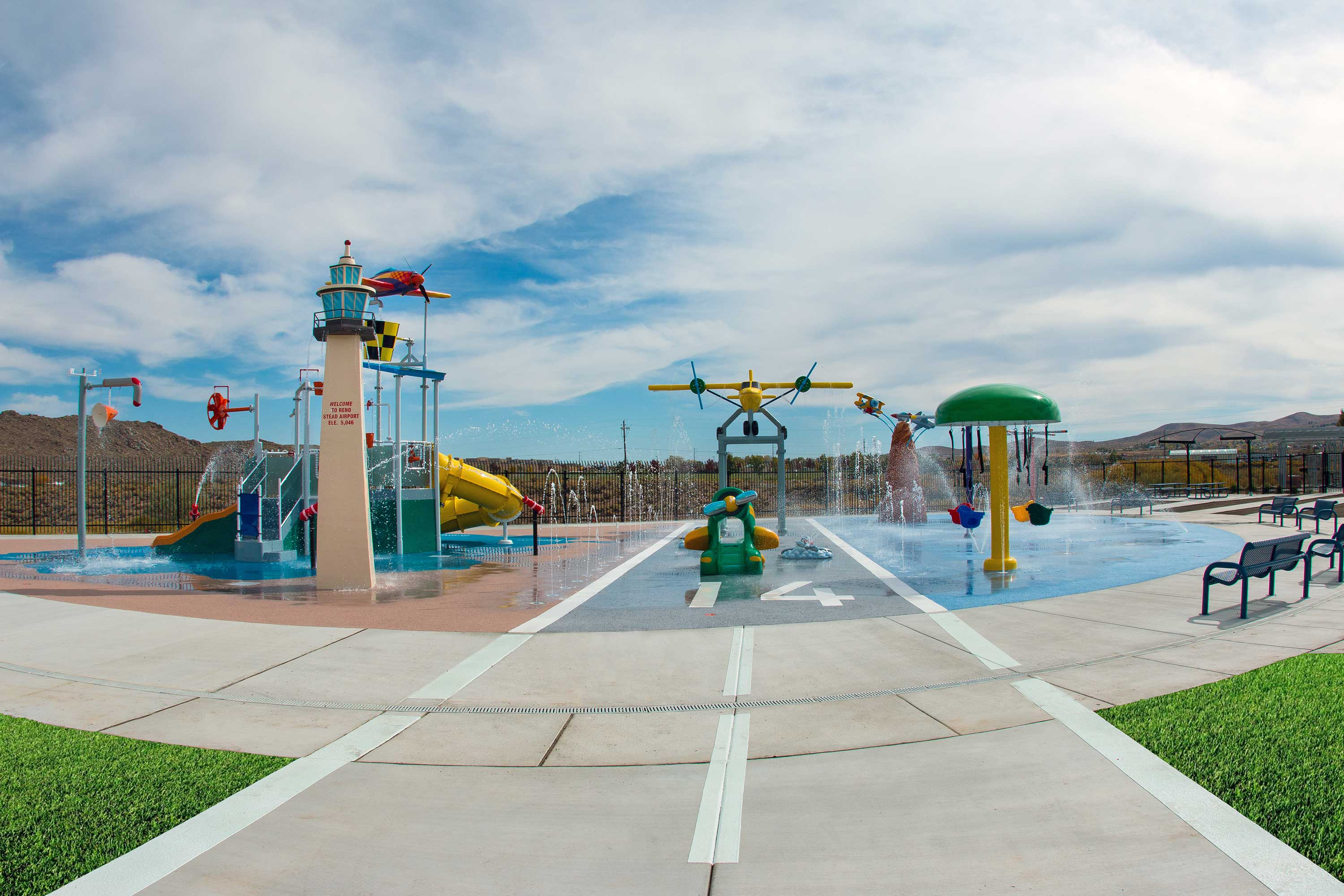 North Valleys Water Park